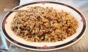 how-to-make-a-wild-rice-casserole-recipe-photo